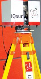 3D laserscan foto