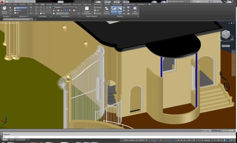 3d constructie of 3D infra scan maken