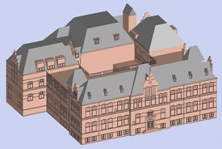 kasteel 3D