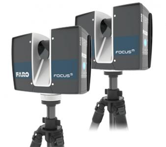 3d scanner focus v8